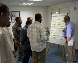 Comms Planning at WorldFish Egypt