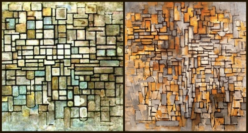 Collage_Mondrian2