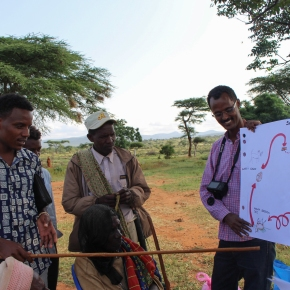 Preventing small ruminant diseases through education in Ethiopia